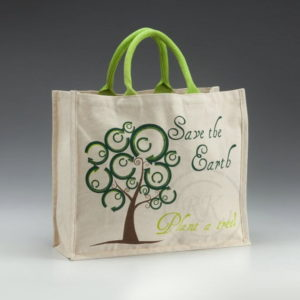 Canvas bags Cotton Handle