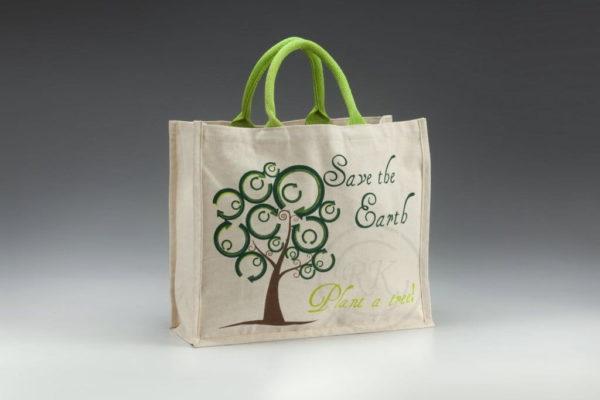 Canvas bags Cotton Handle