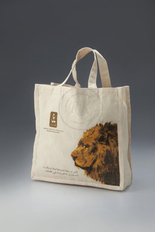 Canvas Bags Colour Print