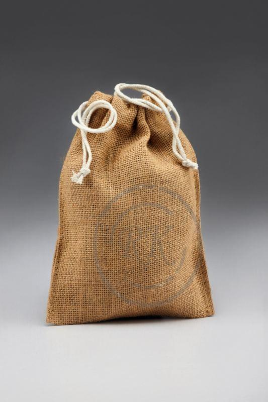 Jute Drawstring Printing Bags