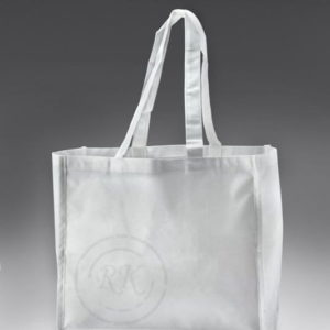 non woven bags without printing manufacturing