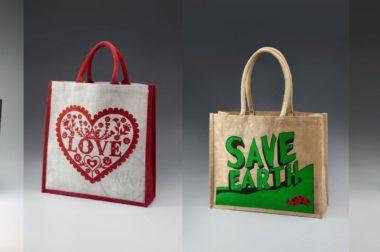 Jute Shopping Bags – An Eco-Friendly Solution to Match Your Fashion Sense